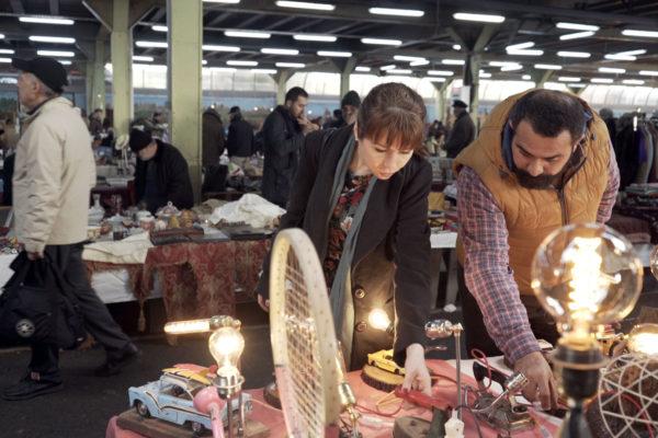 Melek Second Hand Market